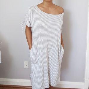 Anthropologie Thread Jersey dress